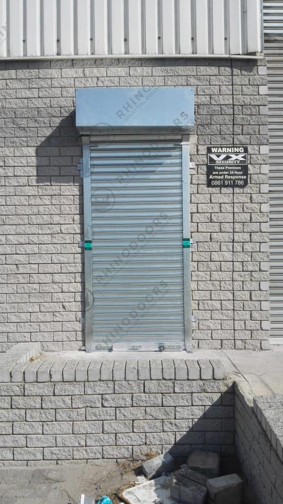 D.I.Y Roller Shutter Door