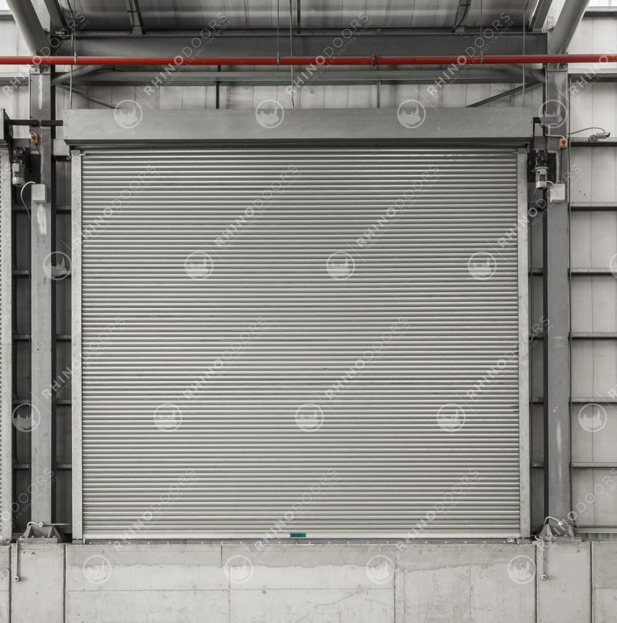 """""""Rhino Glide"""" Industrial Roller Shutter Door"""