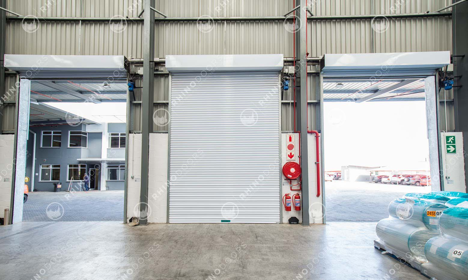 Electric Industrial Shutter Doors