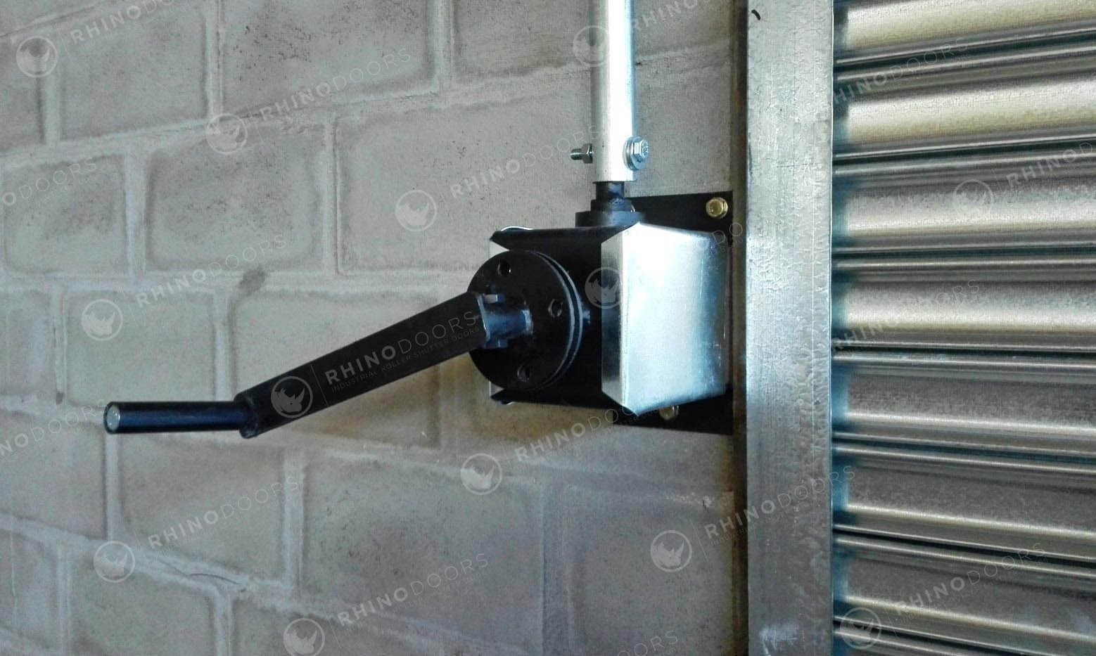 Gear of Operated Roller Shutter Door