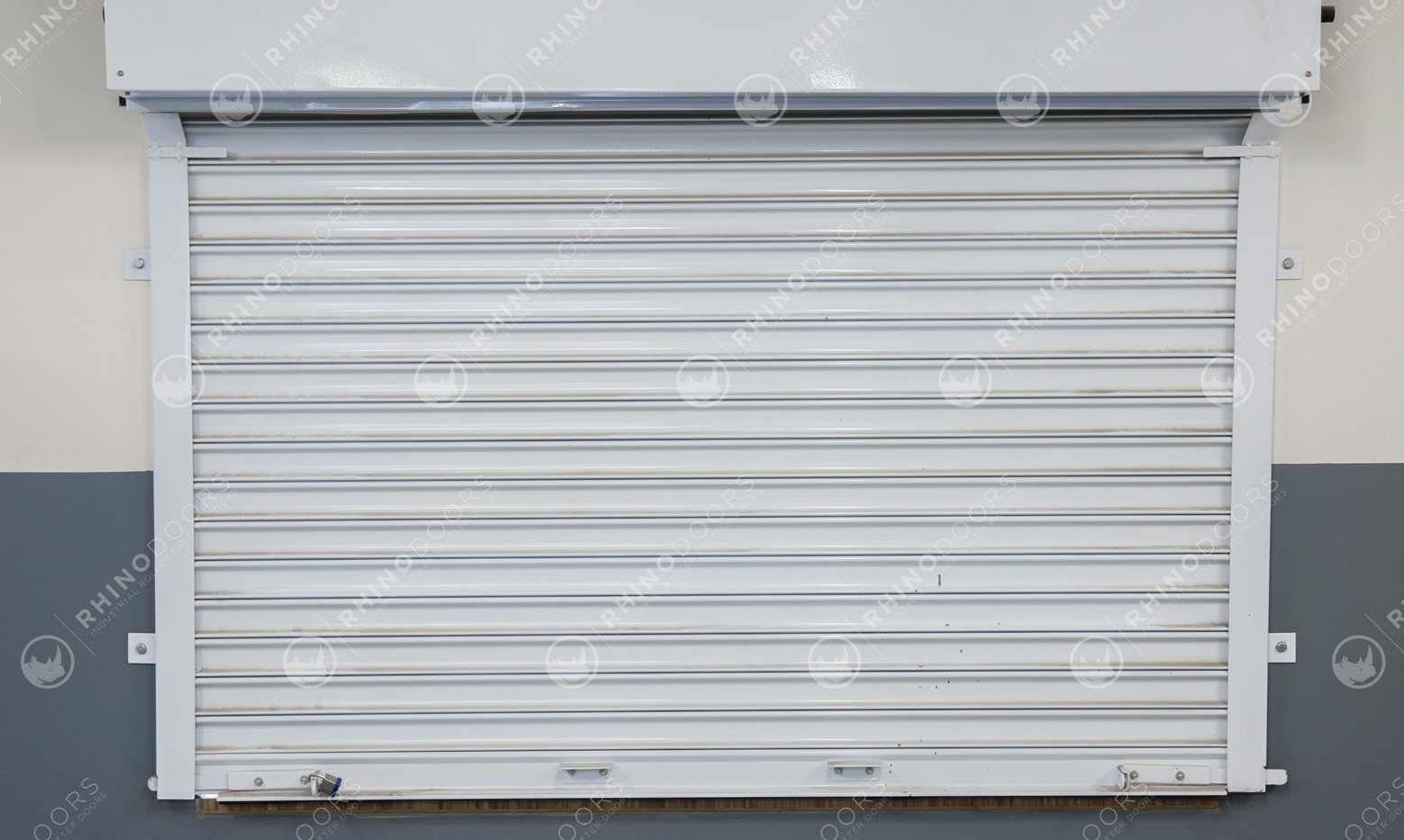 Push Up Pull Down Roller Shutter Door